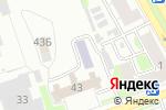 Схема проезда до компании Детская музыкальная школа №3 им. Н.К. Гусельникова в Дзержинске