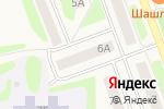 Схема проезда до компании Березка в Богородске