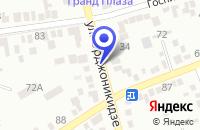 Схема проезда до компании ГЕОРГИЕВСКИЙ ФИЛИАЛ ТФ ПЯТИГОРСКТОРГТЕХНИКА в Георгиевске