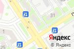 Схема проезда до компании Магазин 72 в Дзержинске