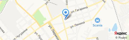 Колбасный цех на карте Георгиевска