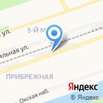 Смарт на карте Дзержинска