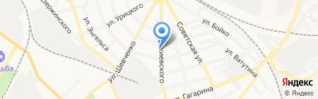 Церковь Христиан Адвентистов Седьмого Дня на карте Георгиевска