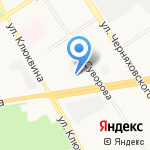 МаксХим на карте Дзержинска