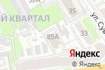 Схема проезда до компании Проммаркет в Дзержинске