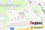 Схема проезда до компании Nn.ru в Дзержинске