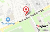 Схема проезда до компании Автостоянка в Богородске