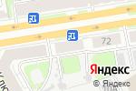 Схема проезда до компании Магазин цветов на проспекте Ленина в Дзержинске