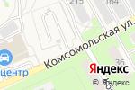 Схема проезда до компании Автоцентр в Богородске