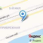 Отдел мониторинга водных объектов на карте Дзержинска