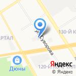 Экопол на карте Дзержинска