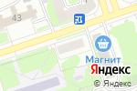 Схема проезда до компании Правовая помощь в Дзержинске