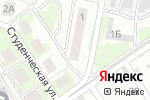 Схема проезда до компании На Околице в Дзержинске
