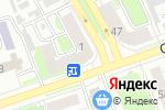 Схема проезда до компании Нелли в Дзержинске