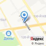 ЮристЪ на карте Дзержинска