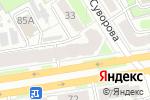 Схема проезда до компании Ремонтная компания в Дзержинске