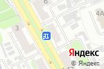 Схема проезда до компании Донна Кальсона в Дзержинске