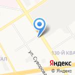 Ритуальный салон на карте Дзержинска