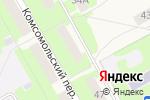 Схема проезда до компании NGT в Богородске