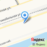 Исида на карте Дзержинска