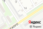 Схема проезда до компании Автомойка в Дзержинске