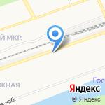 Ремонтная мастерская на карте Дзержинска