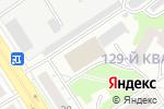 Схема проезда до компании Уютный дом в Дзержинске