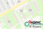 Схема проезда до компании EMS Почта России в Богородске