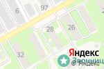Схема проезда до компании Почтовое отделение №3 в Богородске