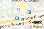 Схема проезда до компании Хлебница в Дзержинске