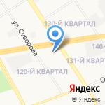 АС на карте Дзержинска