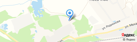 Новострой на карте Богородска