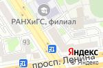 Схема проезда до компании Максавит в Дзержинске