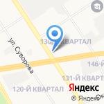 Магазин разливного пива на карте Дзержинска