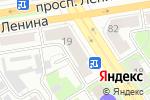 Схема проезда до компании АльфаВит в Дзержинске