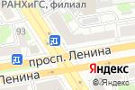 Схема проезда до компании Магазин зоотоваров в Дзержинске