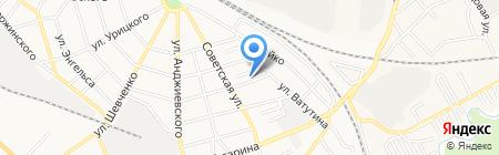 Потолок+ на карте Георгиевска