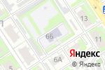 Схема проезда до компании Детский сад №16 в Дзержинске