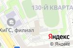 Схема проезда до компании Пионер в Дзержинске