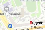 Схема проезда до компании Эра24.рф в Дзержинске