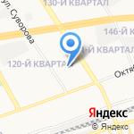 Детский сад №16 на карте Дзержинска