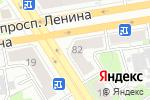 Схема проезда до компании Магазин камуфляжа в Дзержинске