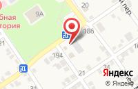Схема проезда до компании Почтовое отделение в Георгиевской