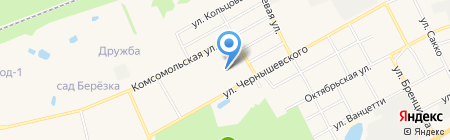 Детский сад №15 на карте Богородска