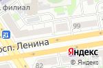 Схема проезда до компании Удачные грядки в Дзержинске