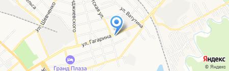 Георгиевск-Оценка на карте Георгиевска
