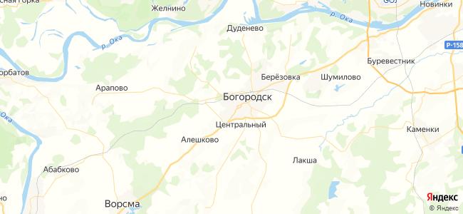 10 маршрутка в Богородске