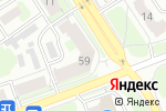 Схема проезда до компании ПЭК в Дзержинске