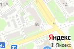 Схема проезда до компании ОкаСтрой в Дзержинске