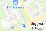 Схема проезда до компании Сильва в Богородске
